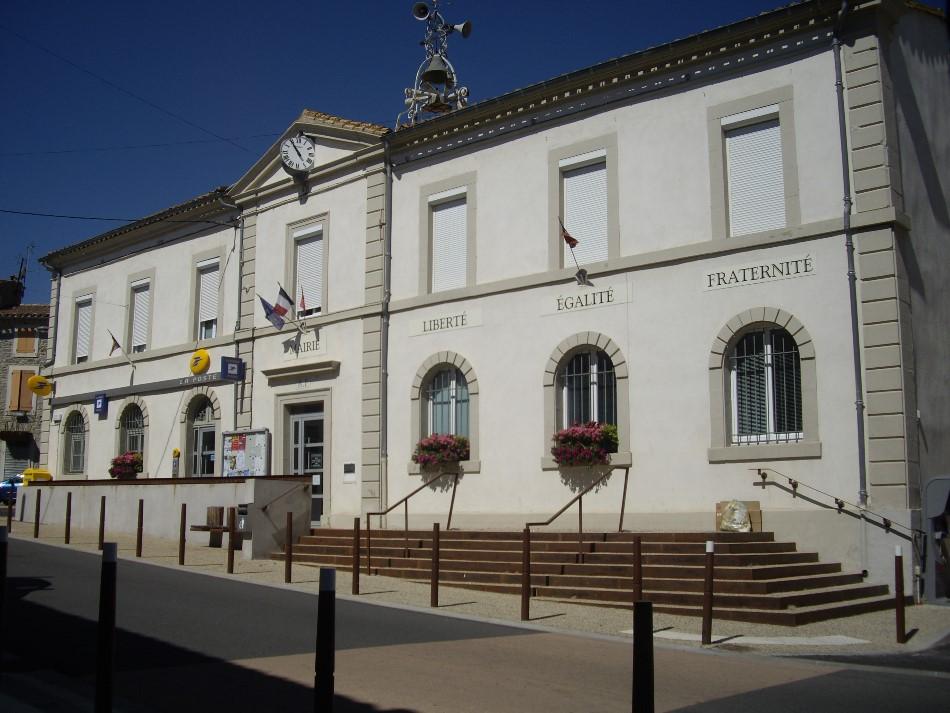 Mairie de Peyriac-Minervois