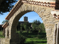 Porte jardin Costes