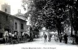 Place du Bourguet